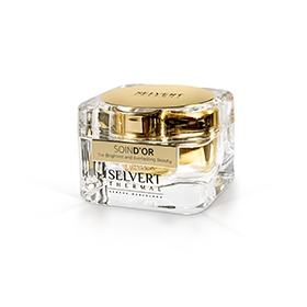 CREMA ANTI-EDAD Soin d'Or - Pure Golden Cream 18k